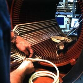 Dịch vụ sửa chữa động cơ điện
