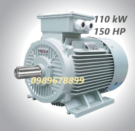 Mô tơ 110 kW 150 HP