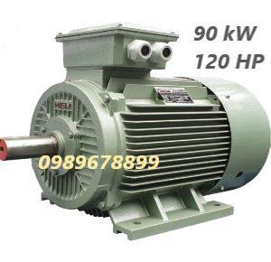 Mô tơ 90kW 120 HP